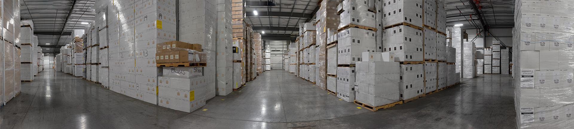 panoramic of groskopf warehouse